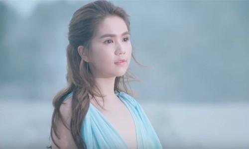 """Phim ngan """"Giai ma NT56"""" cua Ngoc Trinh bi che toi ta-Hinh-2"""