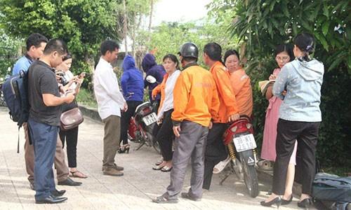 Ha Tinh: Cong nhan dinh cong, doi chi tra luong