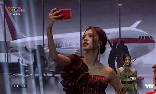 Hoc tro Lan Khue tro thanh quan quan The Face 2017-Hinh-2