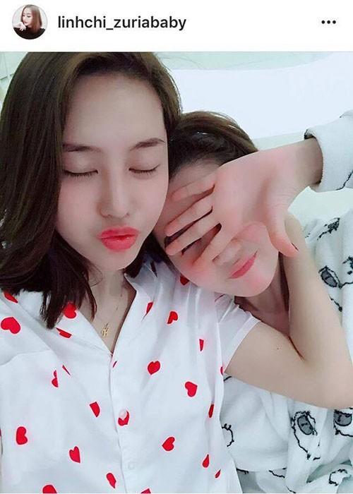 Lam Vinh Hai quay lai voi Linh Chi sau nghi van chia tay?-Hinh-2