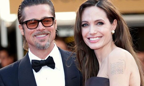 Nghi van cap doi Angelina Jolie - Brad Pitt tai hop