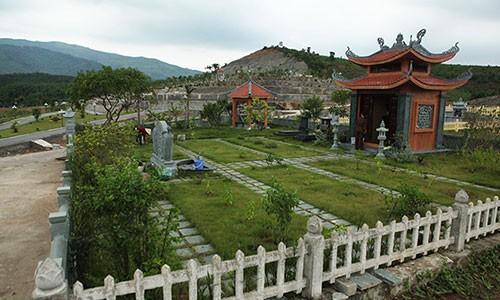 "Bao hieu mua le Vu Lan: Mua ""so do"" nghia trang tang bo me-Hinh-4"