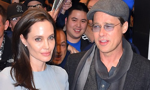 Dung mong tai hop, Brad Pitt dang day nhanh vu ly hon Angelina Jolie