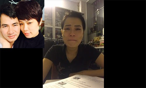 Vo Xuan Bac khoc nuc no khi livestream va ly do soc