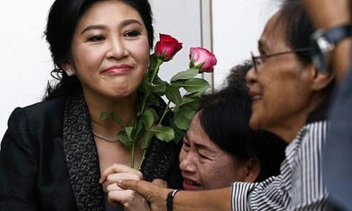 Da biet tung tich cuu Thu tuong Thai Lan Yingluck