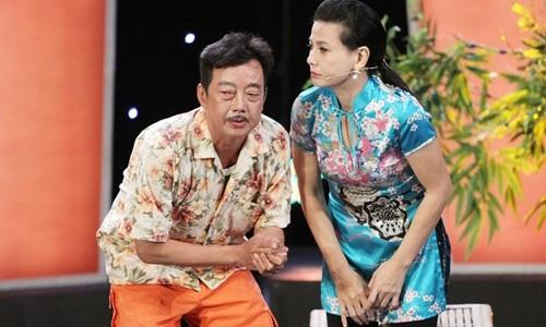 Tran Thanh, Cat Phuong tiec thuong NS Khanh Nam qua doi-Hinh-3