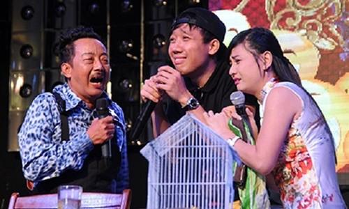Tran Thanh, Cat Phuong tiec thuong NS Khanh Nam qua doi