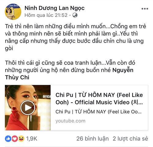 Nghe si tranh cai, khen - che ve giong hat cua Chi Pu-Hinh-4