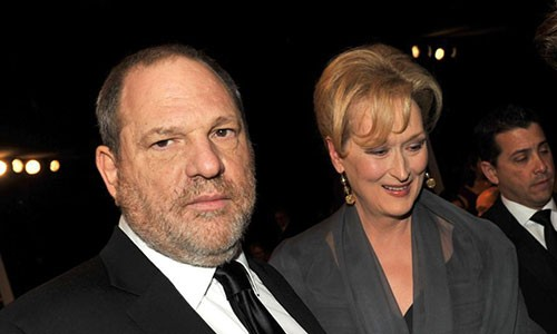Su im lang dang so cua sao nam ve scandal cua Harvey Weinstein