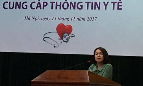 Bo Y te de xuat cat giam thu hanh chinh thuoc linh vuc ATTP