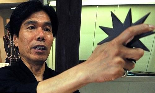 Ninja Nhat cuoi cung: Ket lieu nan nhan bang duong rach 2cm