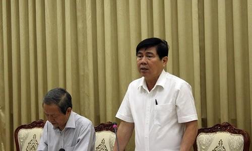 "Chu tich TP.HCM: ""Via he khong phai noi xoa doi giam ngheo"""