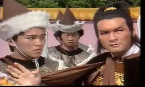 """Vai dien trong """"Thien long bat bo"""" khien Chau Tinh Tri kho chiu"""