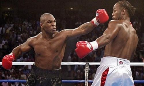 """Cu dam """"nhu sung ban"""" cua Mike Tyson"""