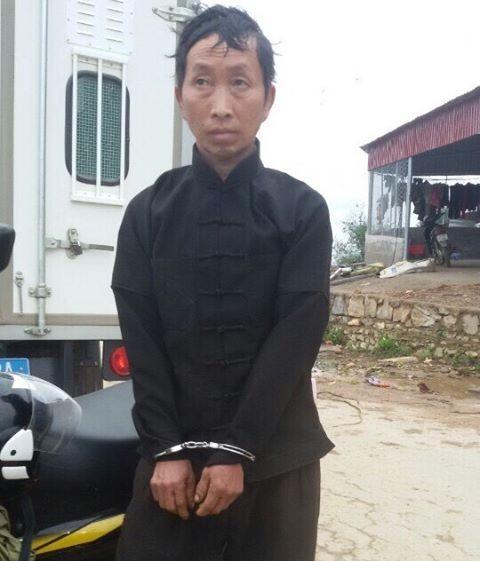 Ha Giang: Bat khan cap hai bo con sat hai nguoi than