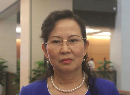 Uy vien Bo Chinh tri nam trong dien kiem tra, giam sat tai san