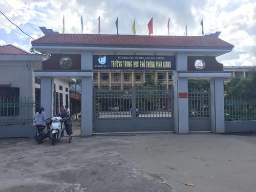 Bi thu tinh uy Hai Duong da hoc het cap 3 chua?