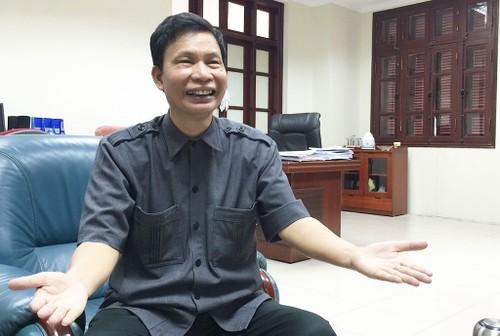 """Cho rang bi """"danh hoi dong"""", ong Nguyen Minh Man to chuc hop bao"""