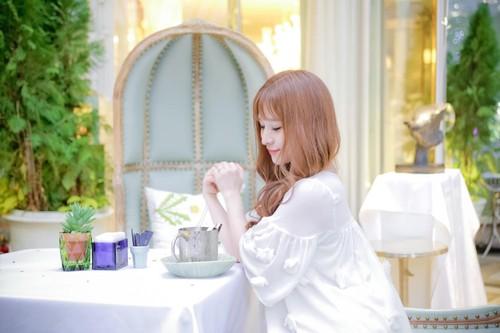 Hot girl Ivy chia se cuoc song sau ly hon Ho Quang Hieu-Hinh-2