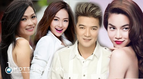Dam Vinh Hung - Phuong Thanh va nhung chien dich PR gay tranh cai