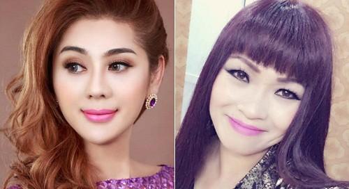 """Lam Khanh Chi buc xuc: Phuong Thanh """"be lai"""" si nhuc LGBT"""