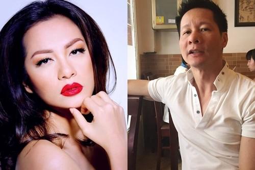 """Phan Nhu Thao mang thang mat Ngoc Thuy: """"Dan ba vo liem si"""""""