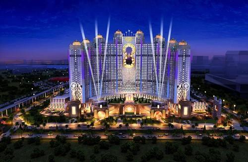 Macau xay resort casino khung 13 ty USD