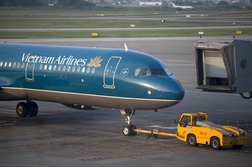 Vietnam Airlines ban 8,8% co phan cho tap doan Nhat Ban