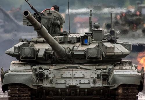 Bao Nhat noi gi ve viec Viet Nam mua xe tang T-90 Nga-Hinh-3
