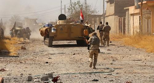 Video luc luong Iraq giai phong thanh pho Tal Afar