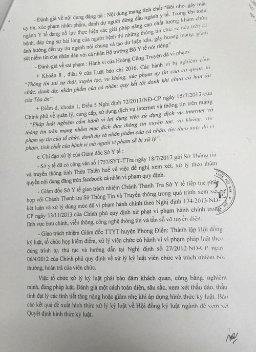 """Bo Y te khong de nghi xu phat bac si """"boi nho"""" Bo truong-Hinh-2"""