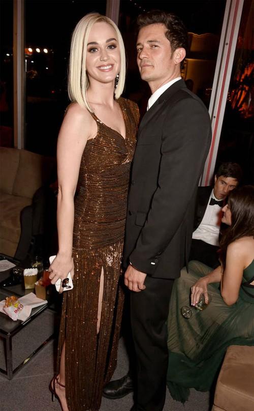 Chuyen tinh cua Katy Perry va Orlando Bloom chi la tro dua