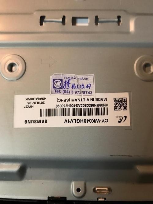 Mua Smart ti vi cong Samsung o Mediamart Long Bien: moi tinh ... da bi loi-Hinh-3