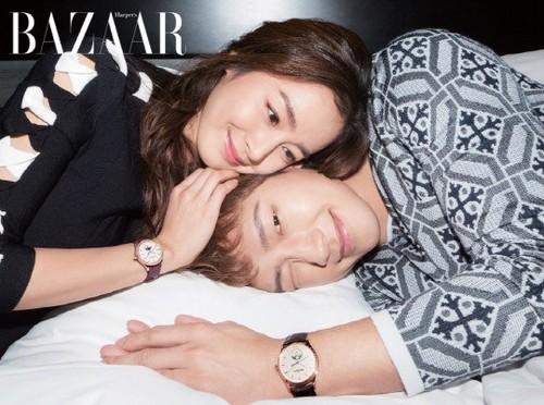 Kim Tae Hee mang thai gan 4 thang