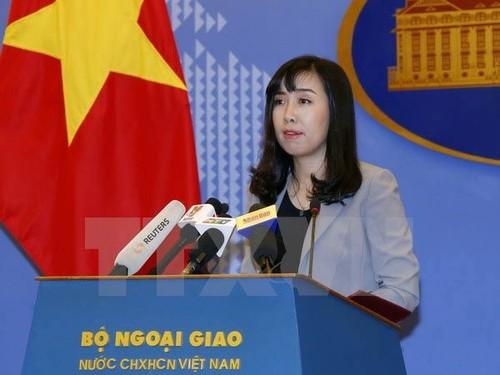 Viet Nam phan doi viec Dai Loan dien tap ban dan that o Truong Sa