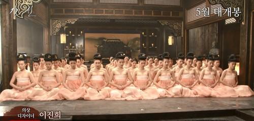 Tuyen vo cho hoang de Trung Quoc xua kho hon thi hoa hau-Hinh-2