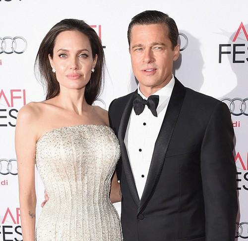 Angelina Jolie va Brad Pitt huy ly hon, chuan bi han gan?