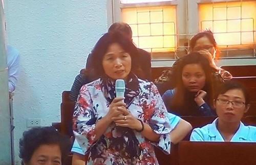 Dai an OceanBank: Vo Nguyen Xuan Son xin giu lai biet thu Ciputra
