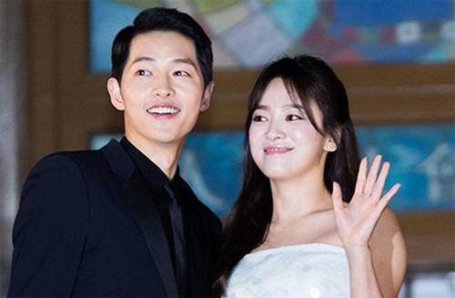 Song Joong Ki tu choi dong phim bom tan de lo dam cuoi