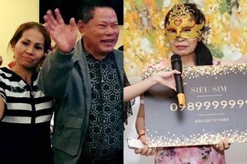 Ngoc Trinh tam huy dau gia lai sieu SIM giua on ao