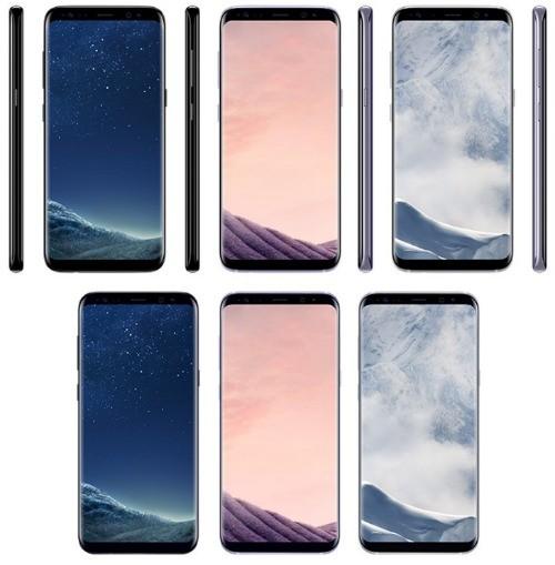 Da co gia Galaxy S8 va S8 Plus, khoang 22,5 trieu dong