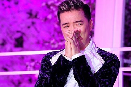 "Bi BTC to, Dam Vinh Hung noi se co nguoi gap ""qua bao"""