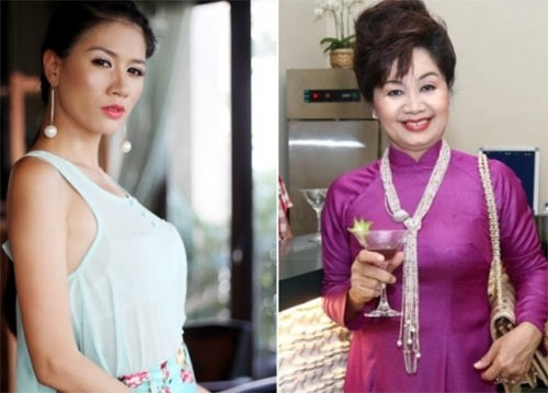Trang Tran than nhien nhu chua he co chuyen chui NS Xuan Huong-Hinh-3