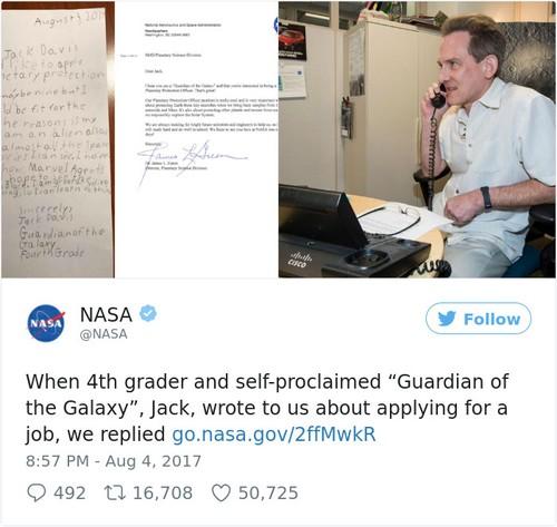 Tan mat don xin viec cua be 9 tuoi vao NASA dang gay sot-Hinh-2