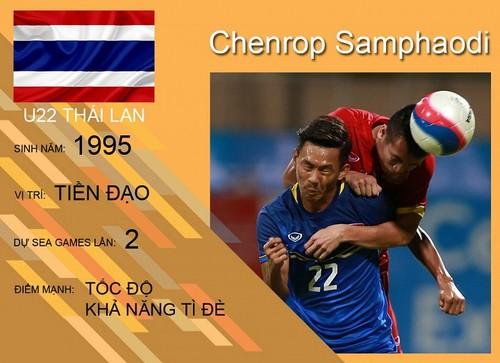 5 cau thu dang xem nhat SEA Games 29: Co ten Cong Phuong
