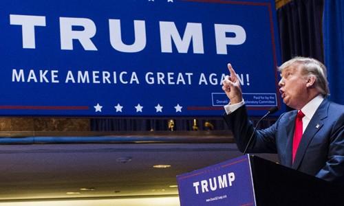 Nguoi xuong ngon trong le nham chuc  cua ong Trump la ai?
