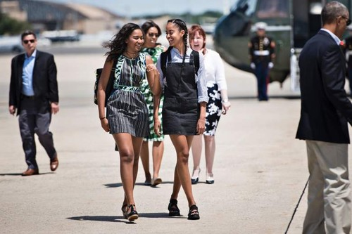 Nhung tiet lo bat ngo ve gia dinh ong Obama-Hinh-3