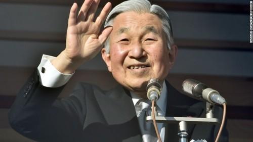 """Nhat hoang Akihito: """"Gan gui voi dan trong tung nep nghi"""""""