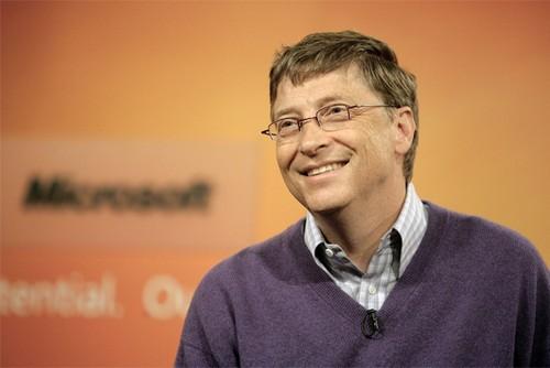"Ty phu Bill Gates: ""Tien bac khong phai thuoc do thanh cong''-Hinh-4"