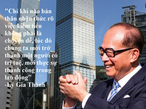 Ty phu Ly Gia Thanh: